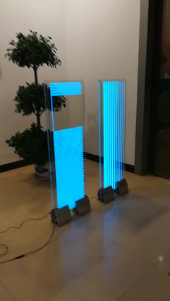 LES Display Stand (Alternate Design)