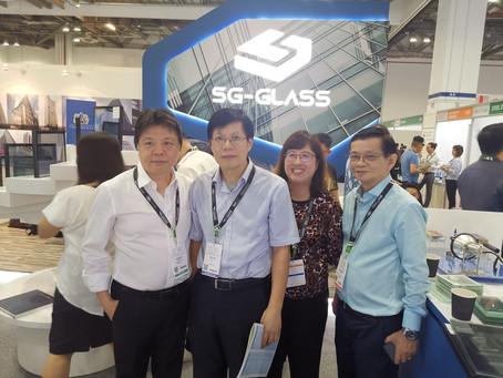 SG-Glass @ BEX Asia 2019 - Singapore