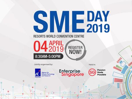 SG-Glass @ SME Day 2019