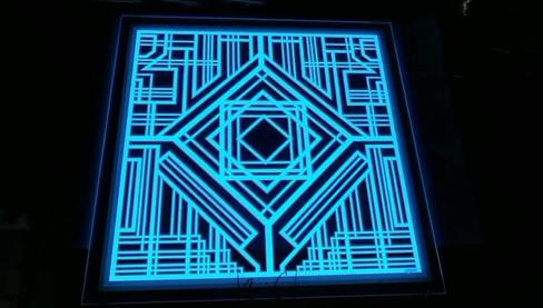 LES Tile Design