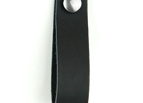 Leren handgreep [smal] 15 of 18 cm