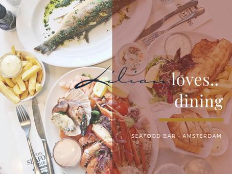 Lilian loves... dining | Seafood Bar Amsterdam