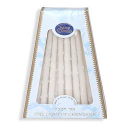 Hanukkah Candles - White.jpg