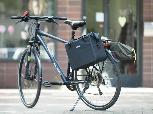 Mit der Kamera-Fahrradtasche von König am Stau vorbei!