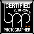 Guter Fotograf mit Auszeichnung