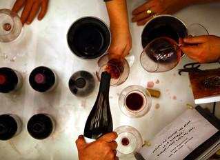 My wine 2016 in photos