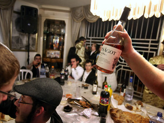 Purim - A License To Drink