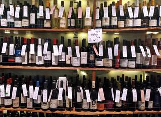 Wine list with an agenda