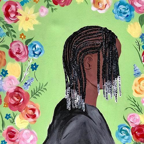 Hair Print