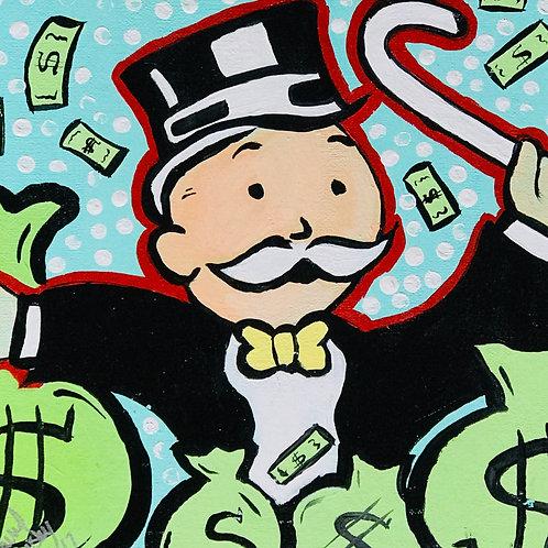 Money Man Print