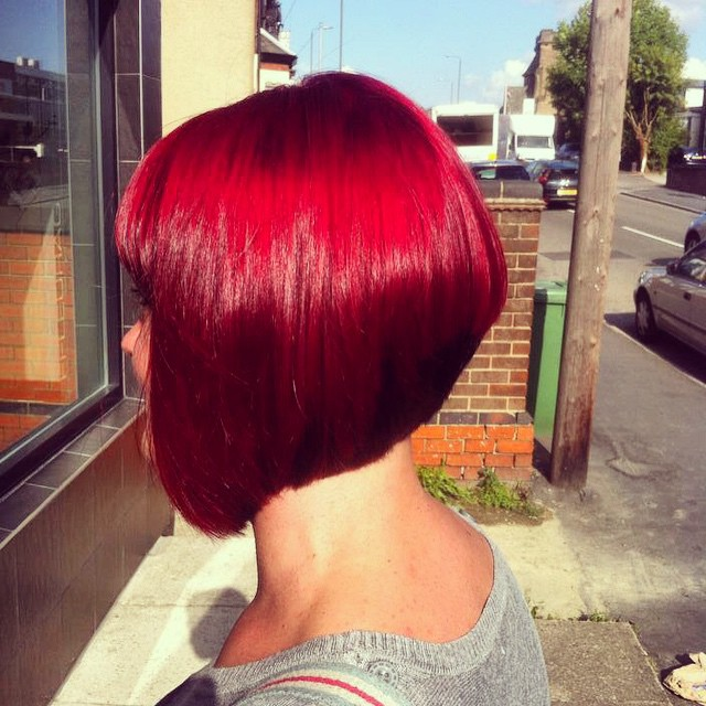 BEAUTIFUL COLOUR AND CUT BY LEIGH GOODRICK 💇💆