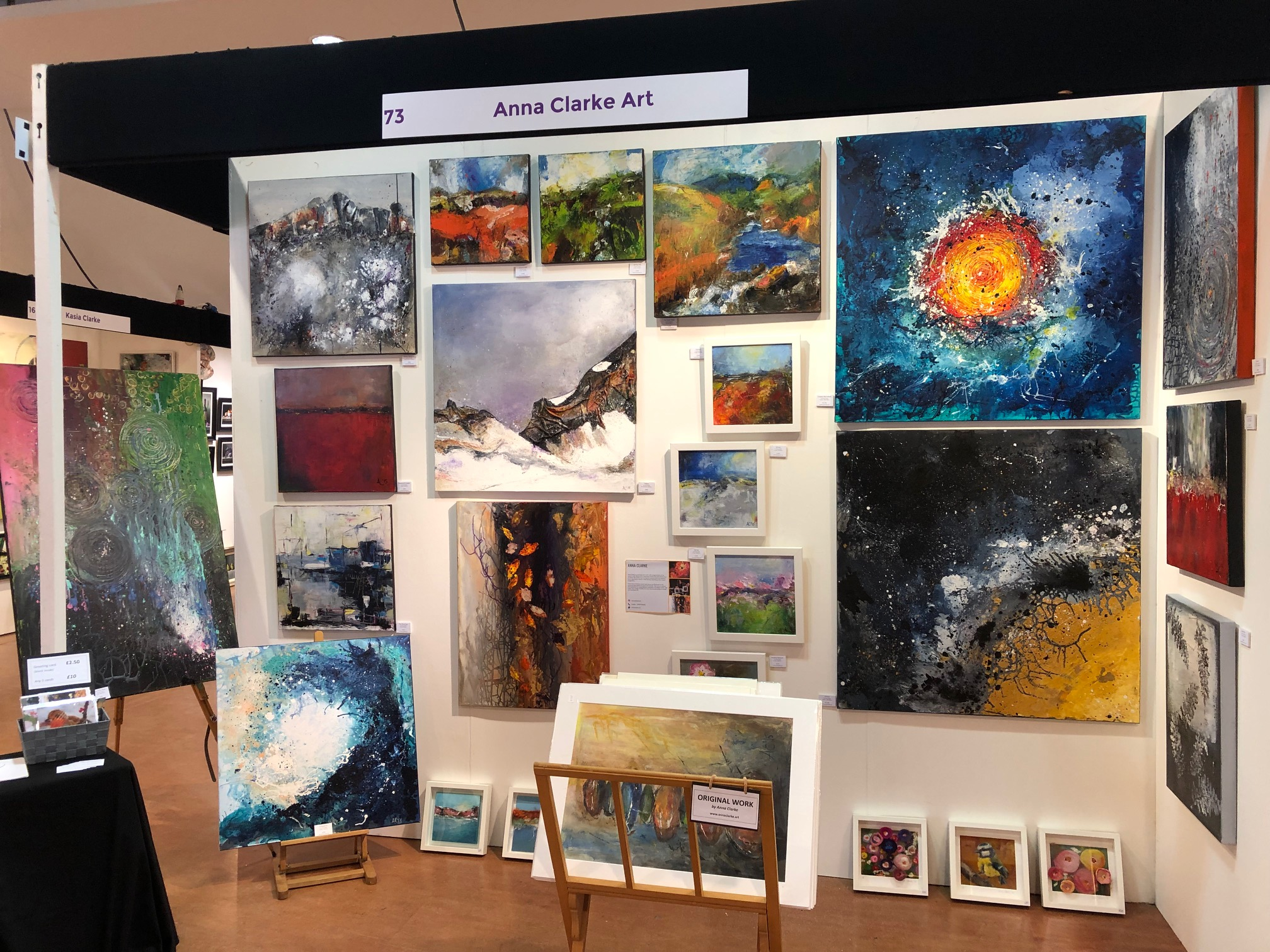 Surrey Conemporary Art Fair March 2019