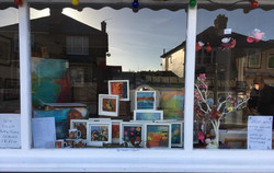 Village gallery shop window 1