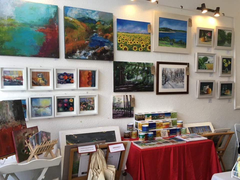 Surrey Art Fairs Dorking 2016