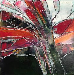 Transformation by Anna Clarke, acrylic o