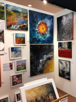 Surrey Conemporary Art Fair March 2019 1