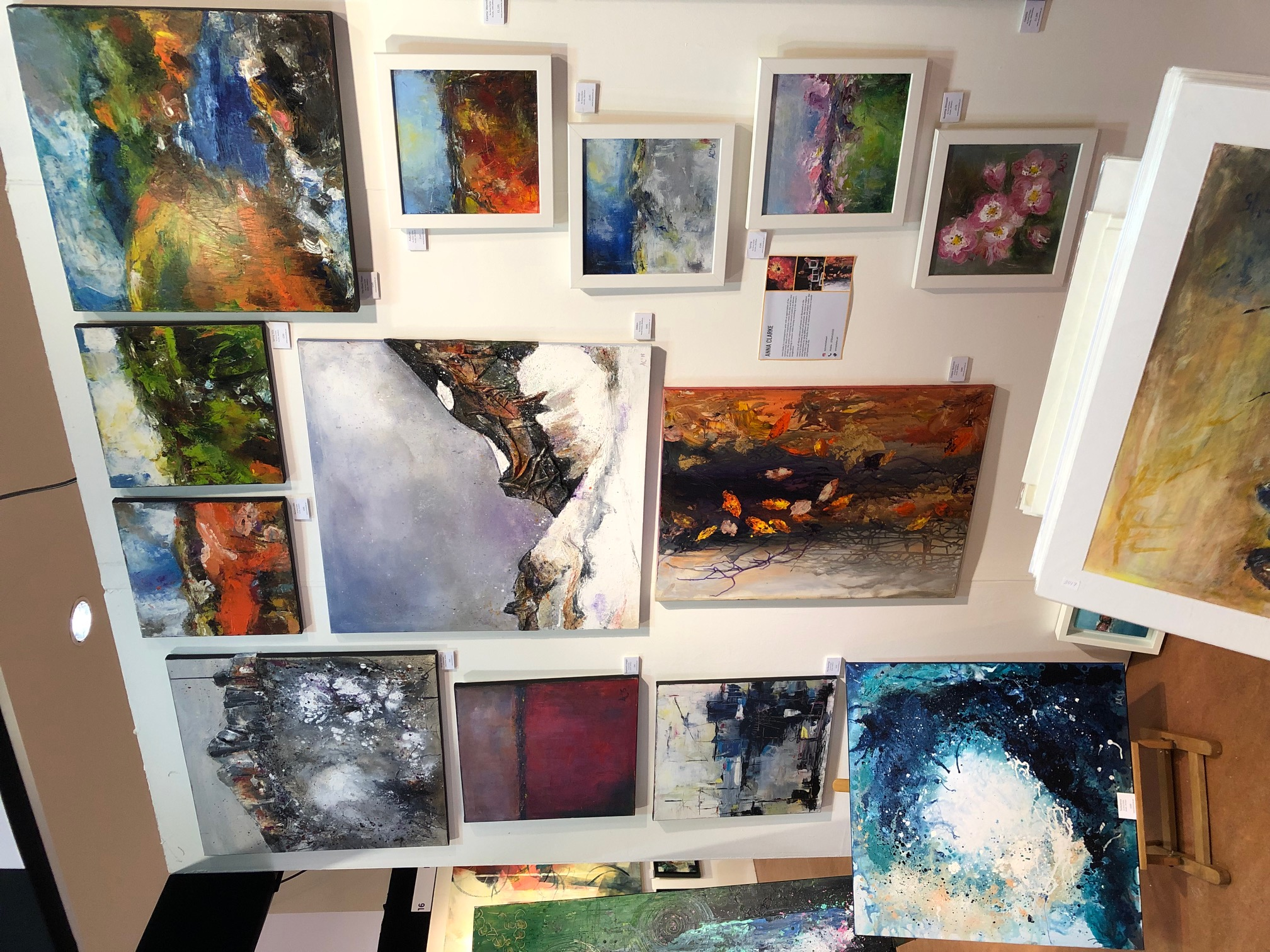 Surrey Conemporary Art Fair March 2019 2