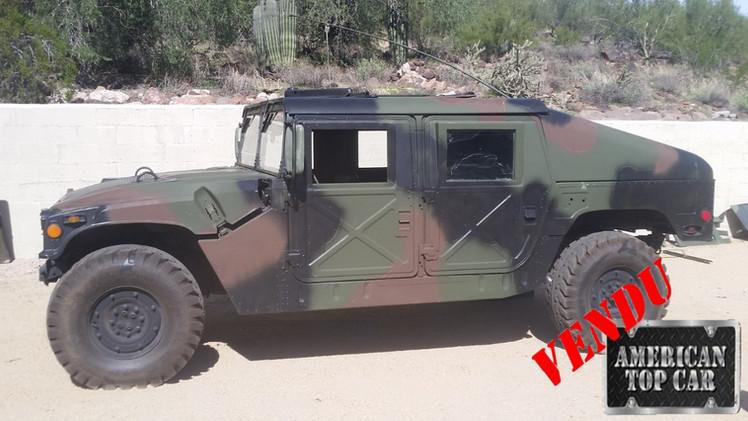 1987 M1025 6.2L