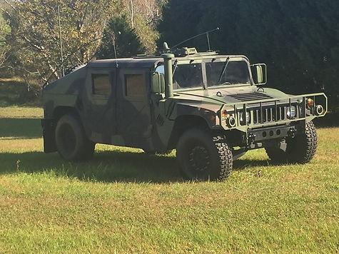 1987 Slant Back Humvee
