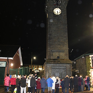 St Winifred's Carols at the Clock