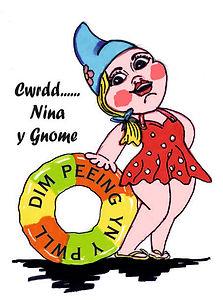 Cwrdd, Nina y Gnome