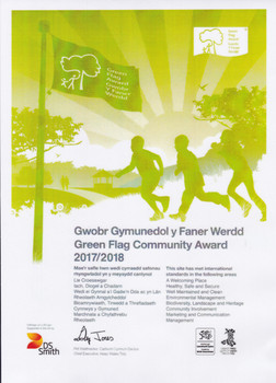 Green Flag Community Award 2017