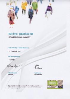 Charitable Incorporated Organisation Registration