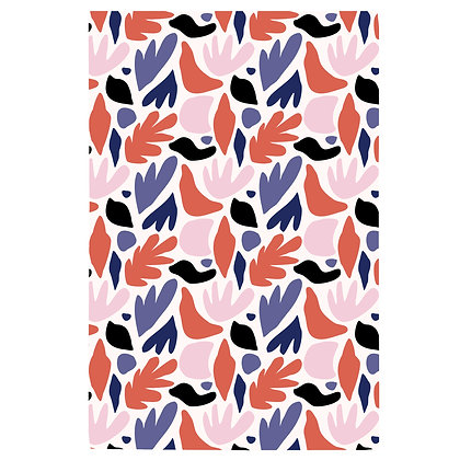 Abstract Print no.2 Tea Towel