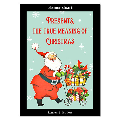 The true meaning of Christmas - Boxed set