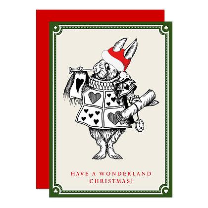 The White Rabbit - Christmas