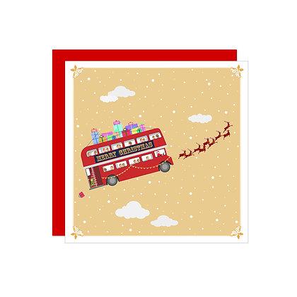 Santa's Routemaster