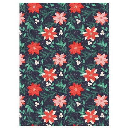 Winter floral no.11