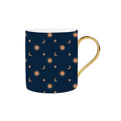 Celestial Print no.2 Mug