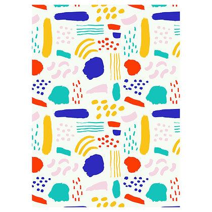 Abstract Print no.4