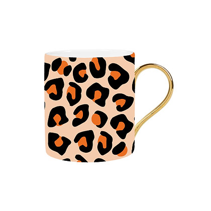 Classic Leopard Mug