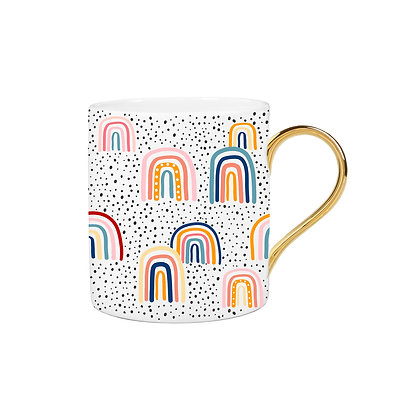 Rainbow Print no.3 Mug