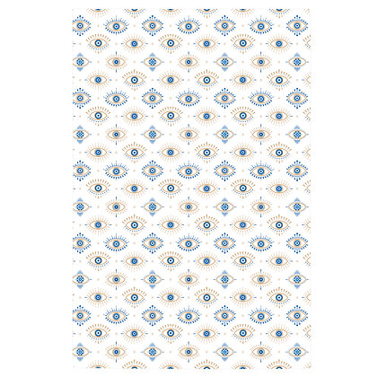 Celestial Print no.3 Tea Towel