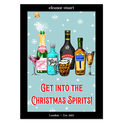 Christmas Spirits - Boxed set