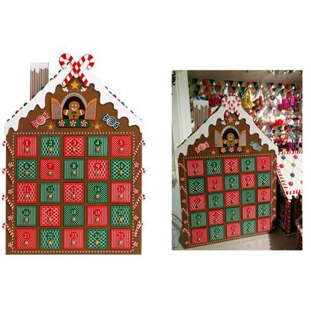 Harrods Gingerbread Calendar