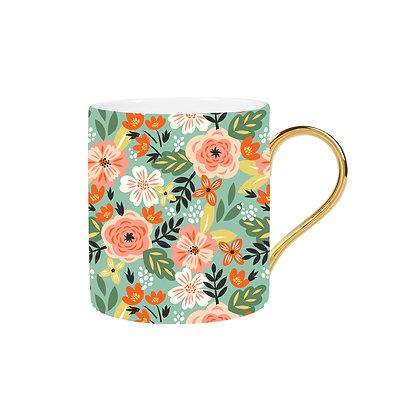 Floral no.3 Mug