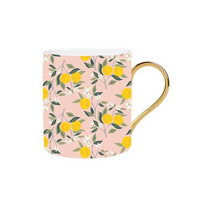 Floral no.6 Mug