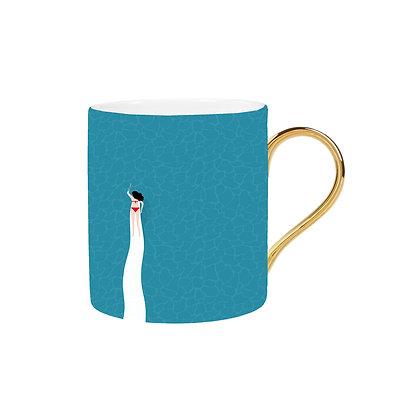 Summer Swimmer Mug