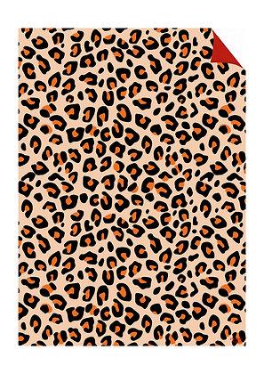 Classic Leopard Gift Wrap