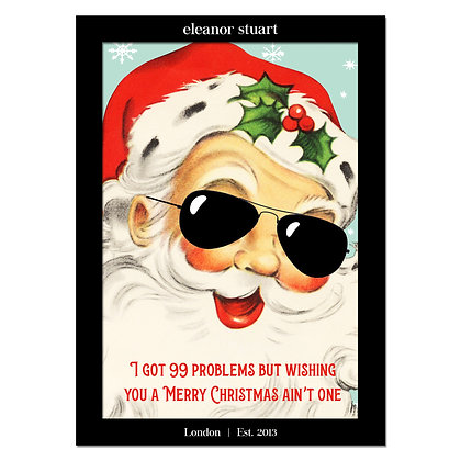 99 Problems Santa - Boxed set