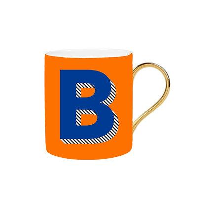 Letter B Mug