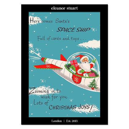 Space Santa - Boxed set