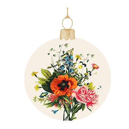 Floral Bauble 22