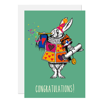 The White Rabbit - Colour Congrats