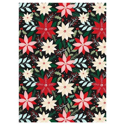 Winter floral no.2
