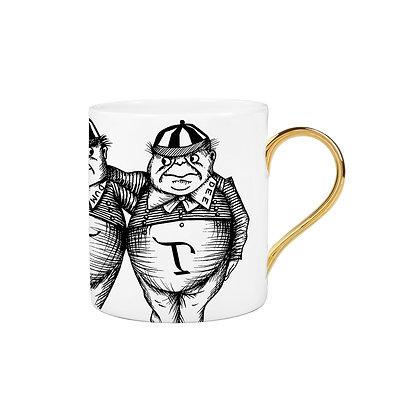 The Tweedles Mug